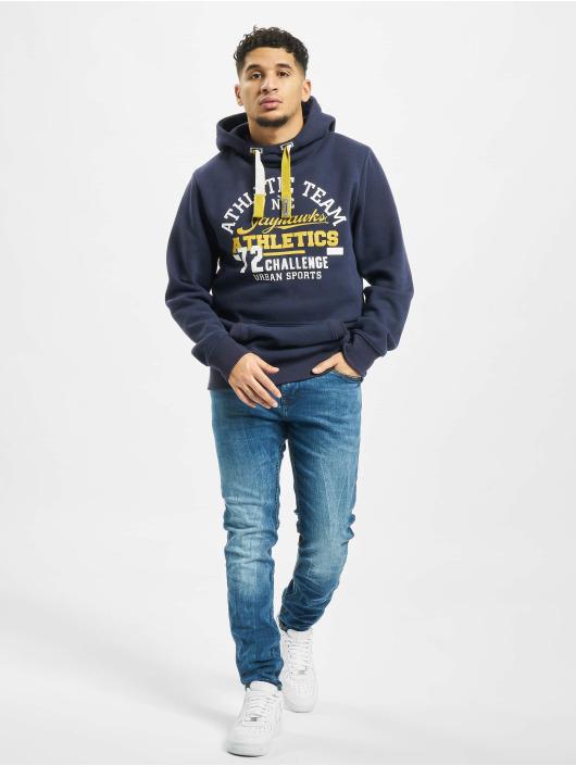 Sublevel Jeans ajustado D212 azul