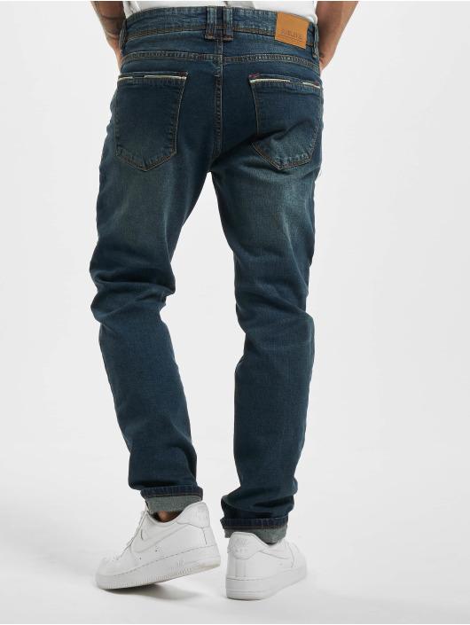 Sublevel Jeans ajustado Loys azul