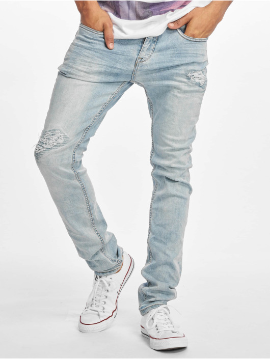 Sublevel Jeans slim fit 5-Pocket blu