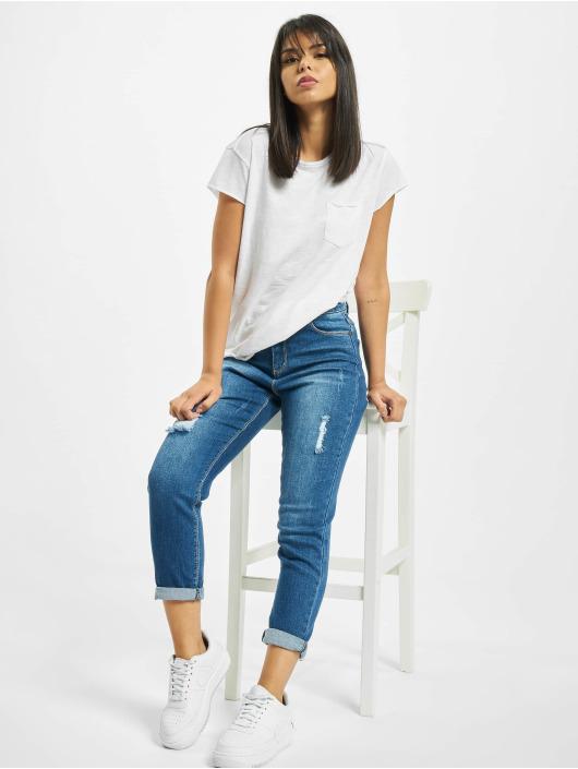 Sublevel Jeans slim fit Leyla blu