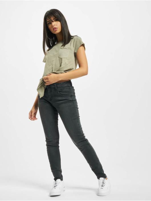 Sublevel Jeans slim fit Georgina nero
