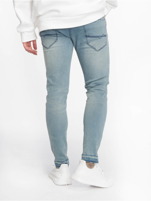 Sublevel Jeans straight fit Denim blu