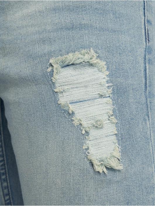 Sublevel Jeans straight fit Denim blu