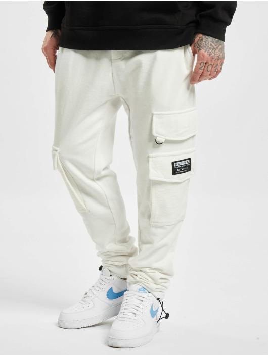 Sublevel Jogging kalhoty Sblvl bílý