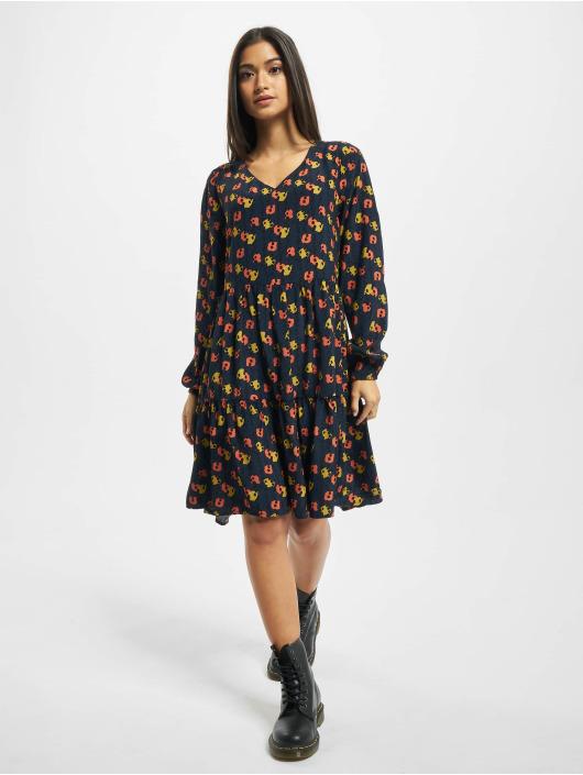 Sublevel jurk Yuna blauw