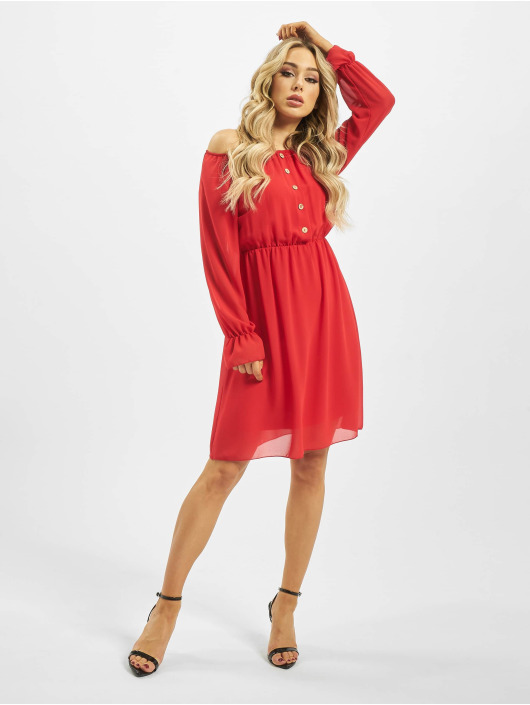 Sublevel Kleid Gina rot