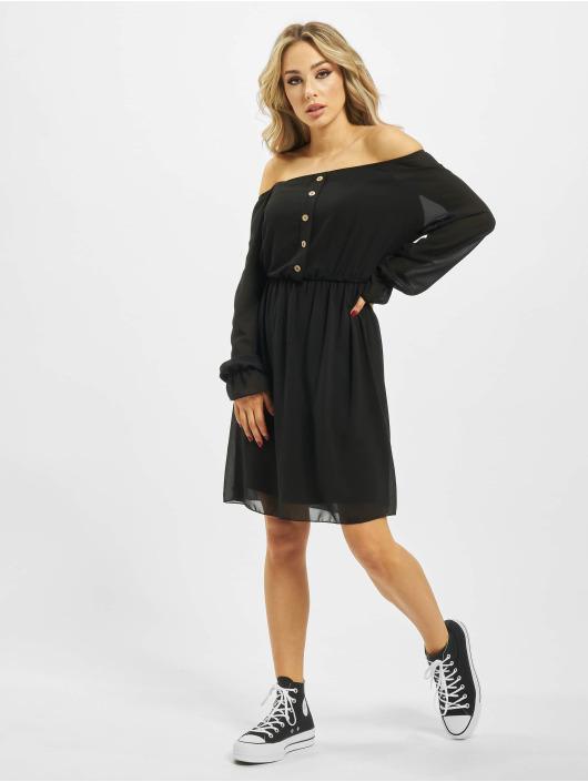 Sublevel Kleid Gina schwarz