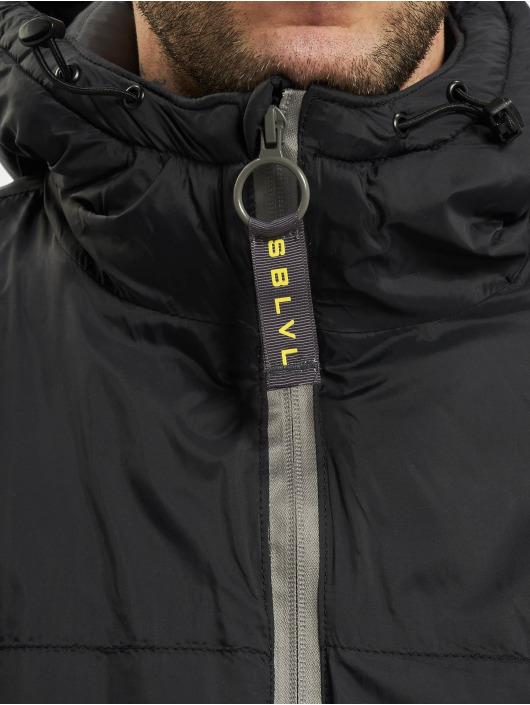 Sublevel Lightweight Jacket Slip In black