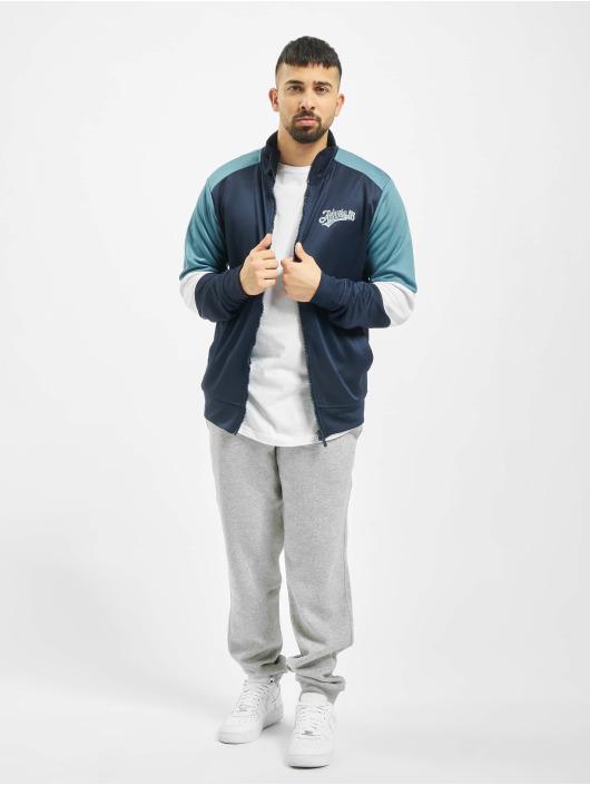 Sublevel Lightweight Jacket Tricot blue