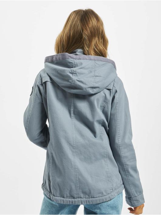Sublevel Lightweight Jacket Luisa blue