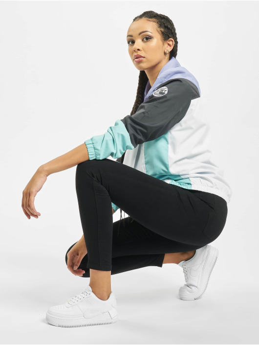 Sublevel Lightweight Jacket Colour Block colored