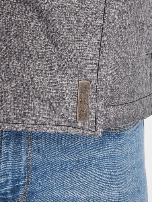 Sublevel Lightweight Jacket Transition grey