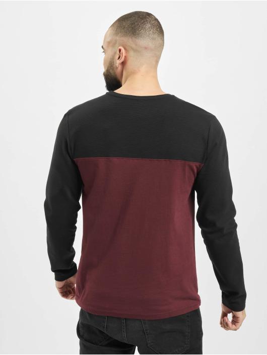 Sublevel Longsleeve Pocket rood