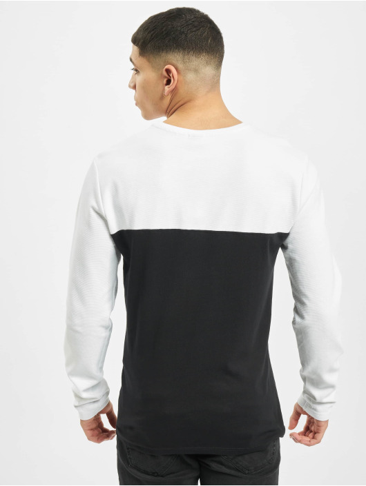 Sublevel Longsleeve Pocket schwarz
