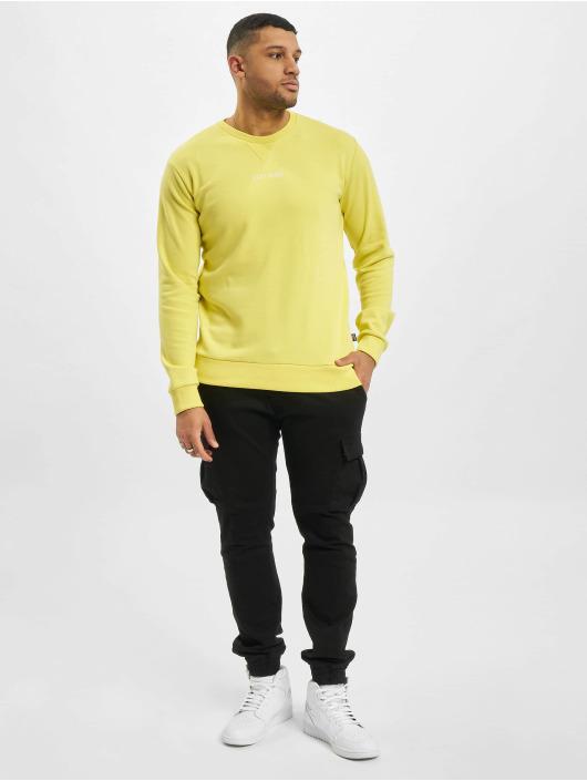 Sublevel Maglia Easy Mind giallo