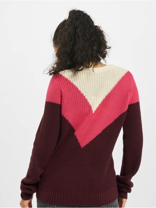 Sublevel Maglia Knit rosso