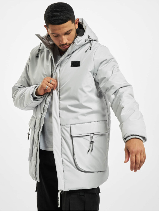 Sublevel Manteau hiver Code gris