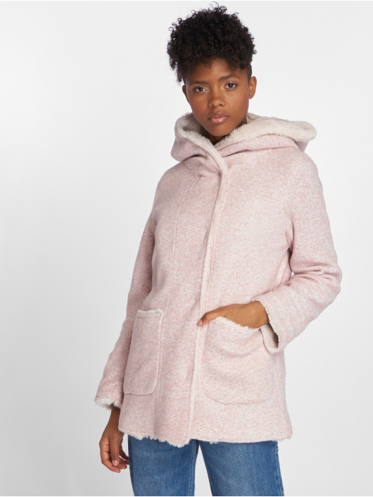 Sublevel Manteau Sophie rose