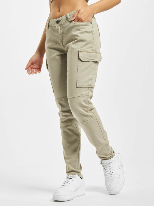 Sublevel Pantalon cargo Jess beige