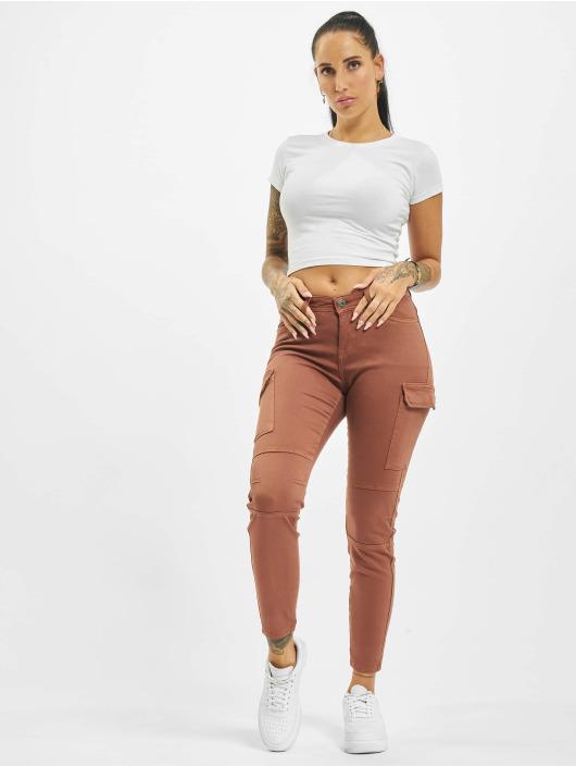 Sublevel Pantalon cargo Jess brun