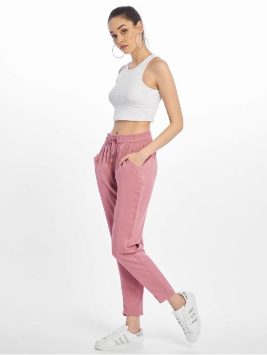 Sublevel Pantalon chino Viskose rose