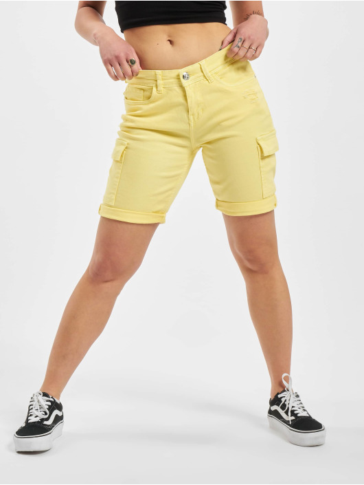 Sublevel Pantalón cortos Peja amarillo