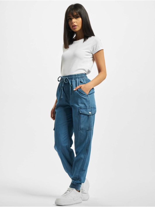 Sublevel Pantalone Cargo Gina blu