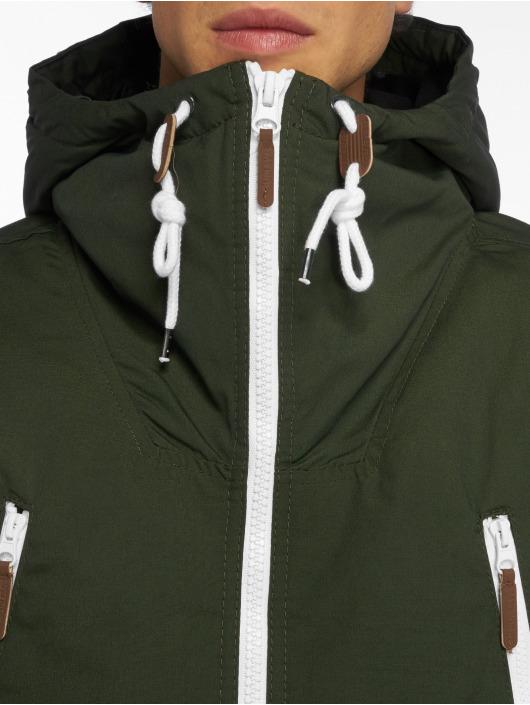 Sublevel Parka Pockets grøn