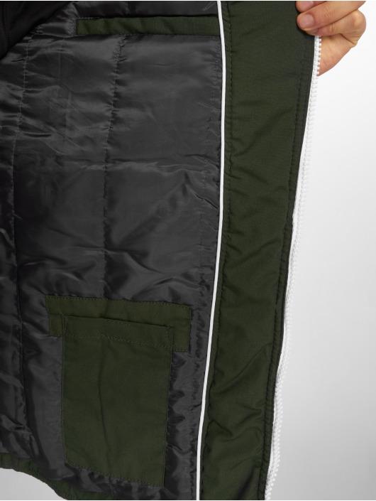 Sublevel Parka Pockets grün