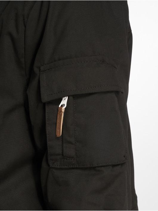 Sublevel Parka Pockets schwarz
