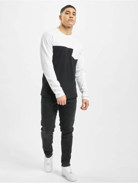 Sublevel Pitkähihaiset paidat Pocket musta
