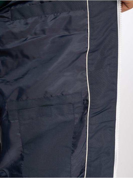 Sublevel Prešívané bundy Zipper modrá