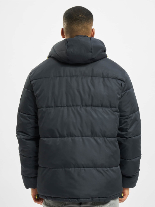 Sublevel Puffer Jacket 2-Tone blue