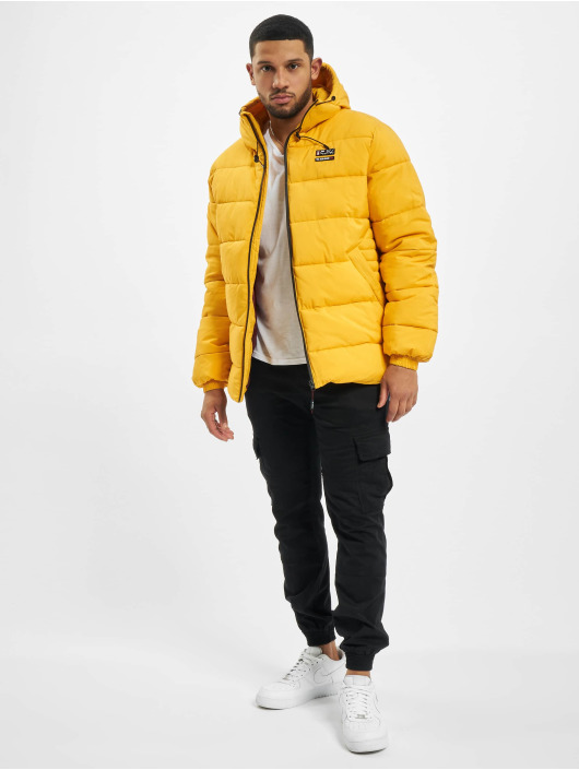 Sublevel Puffer Jacket Puffer yellow