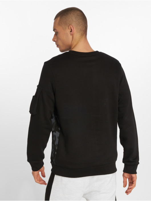 Sublevel Pullover Original black