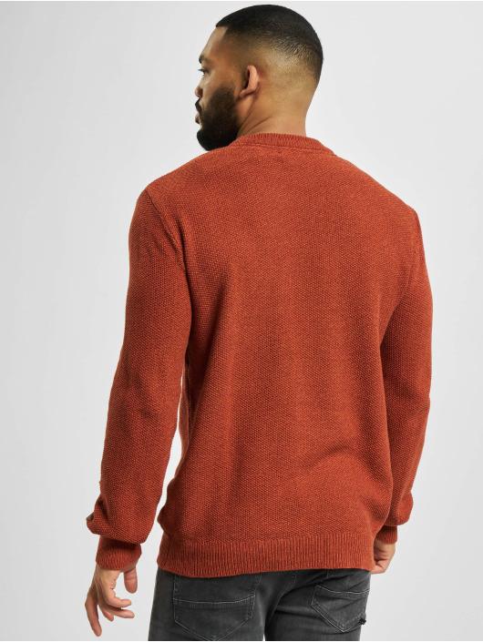 Sublevel Pullover Pocket brown