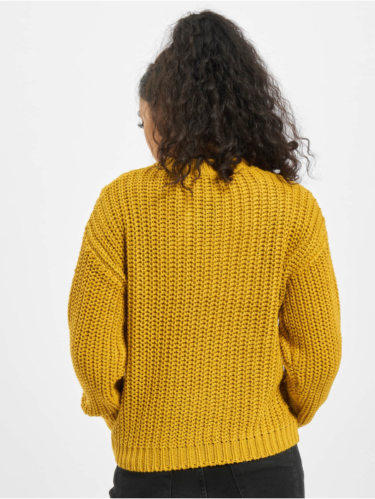 Sublevel Pullover Knit gelb