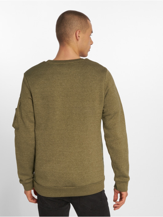 Sublevel Pullover Original green