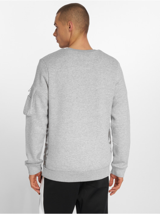 Sublevel Pullover Original grey