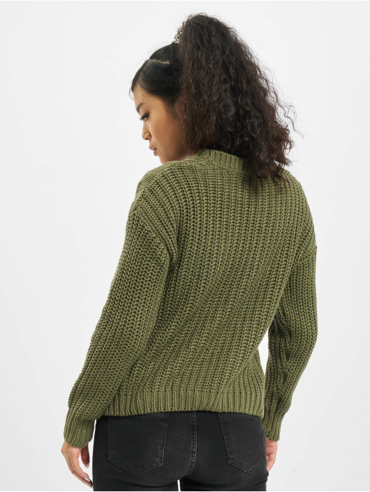 Sublevel Pullover Knit grün