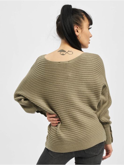 Sublevel Pullover Mandy Knit olive