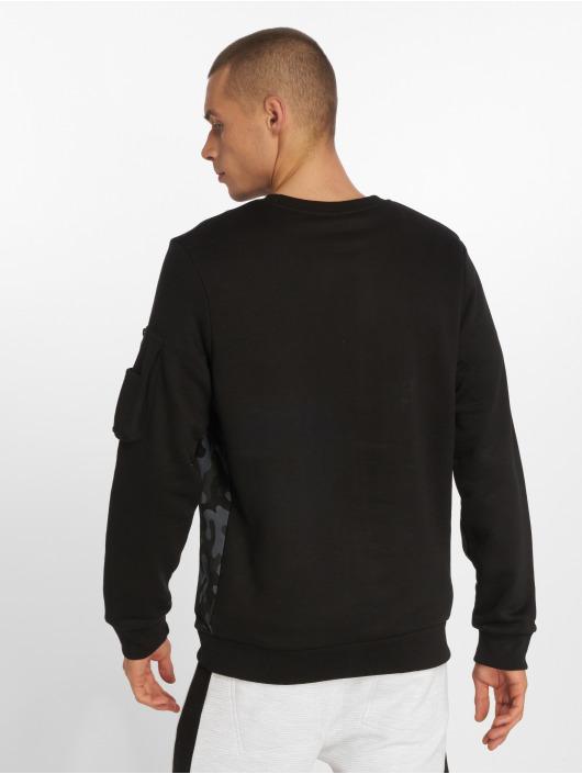 Sublevel Pullover Original schwarz