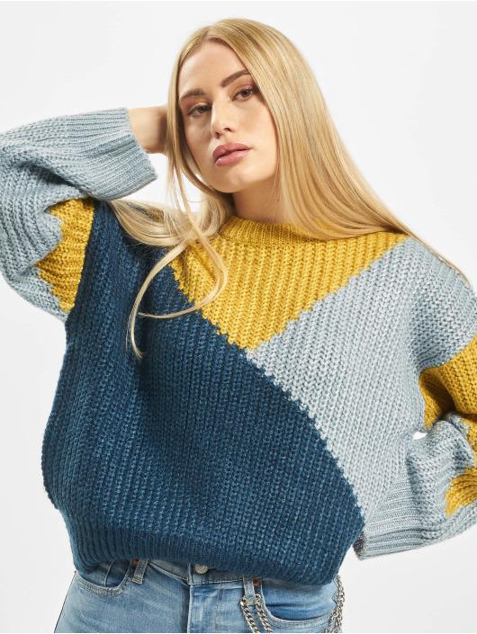 Sublevel Pulóvre Wool modrá