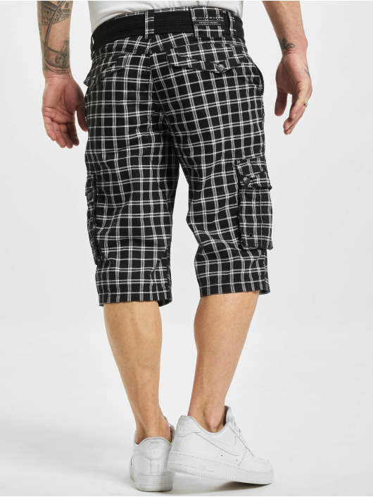Sublevel Short Haka Cargo black