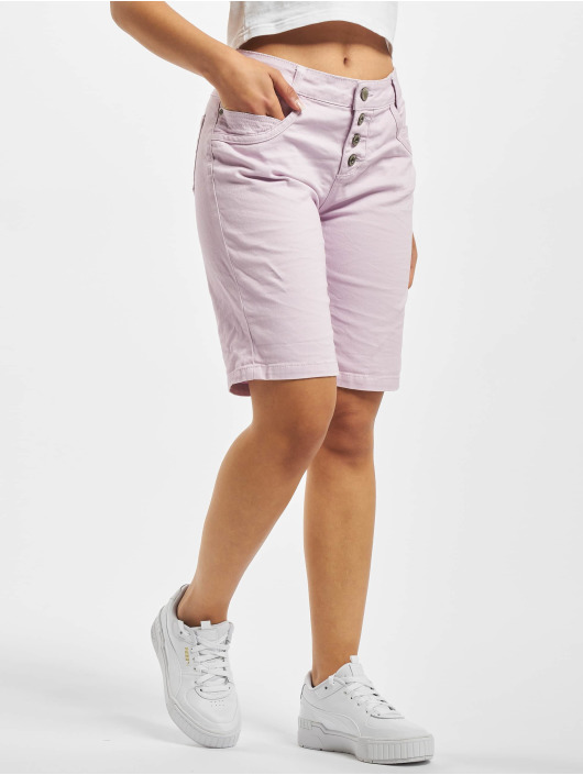 Sublevel Short Bermuda purple