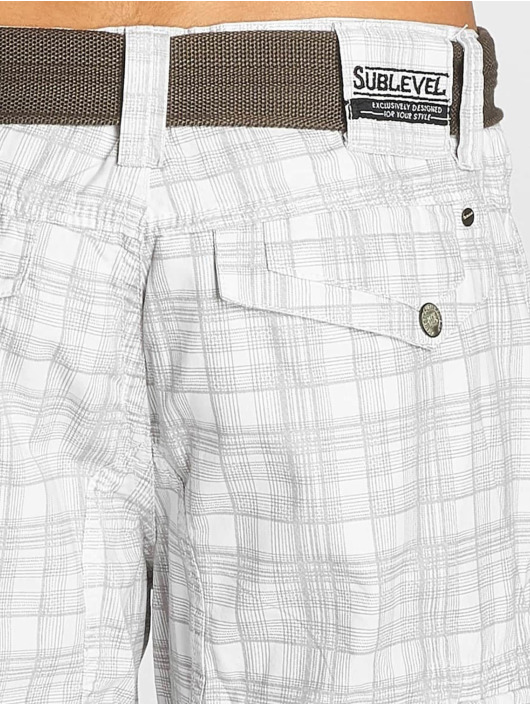 Sublevel Short Cargo white