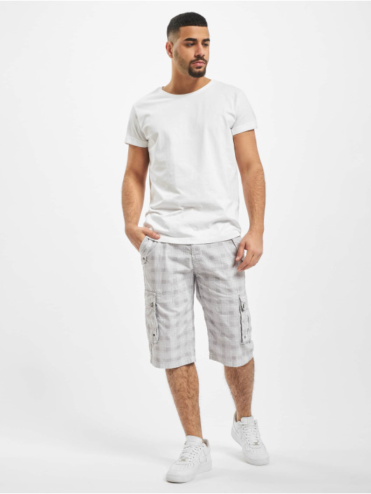 Sublevel Short Haka Cargo white