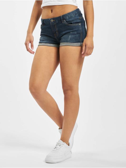 Sublevel Shorts Denim 5-Pocket blå