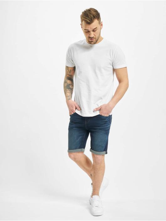 Sublevel Shorts 5-Pocket Bermuda blå