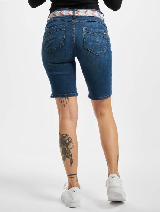 Sublevel Shorts Bermuda blå